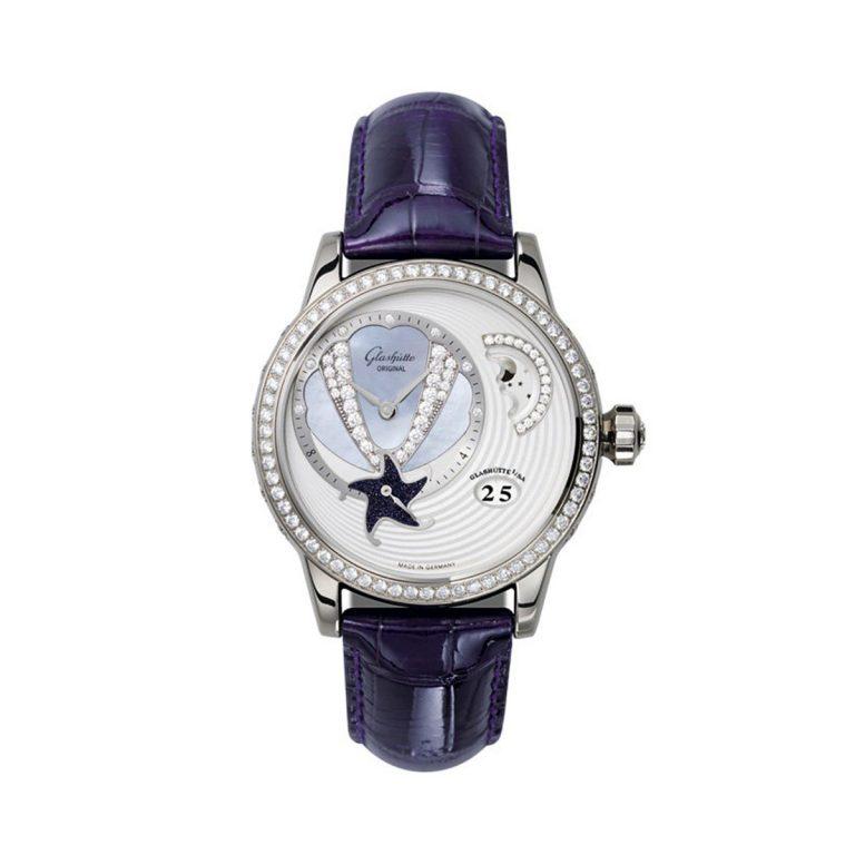 Hodinky Glashütte Star - Seashell - 90-02-61-61-04