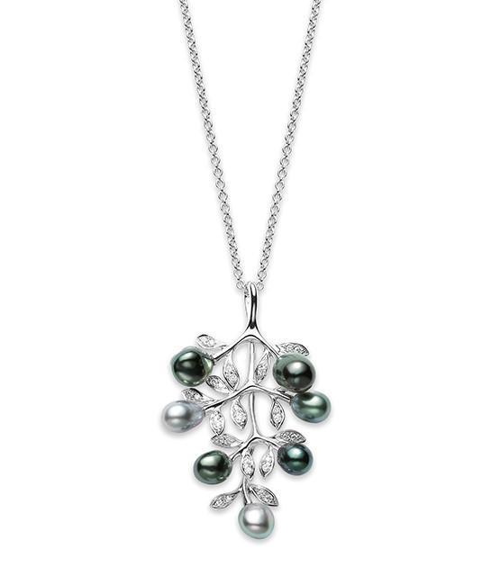 náhrdelník_mikimoto_olive_PP1926BDW