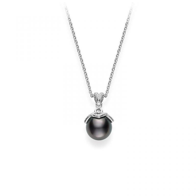 náhrdelník_mikimoto_embrace_PPL10267BDW