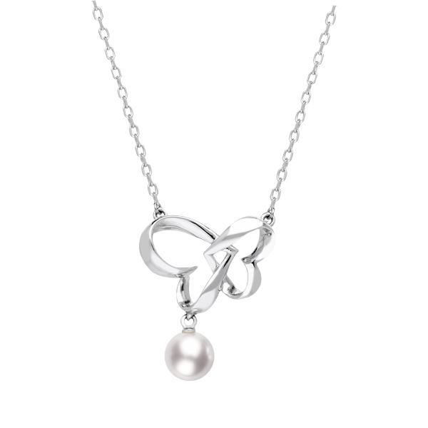 náhrdelník_mikimoto_entwined